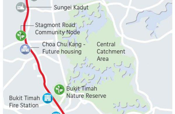 Rail Corridor | Singapore Luxury Condominium