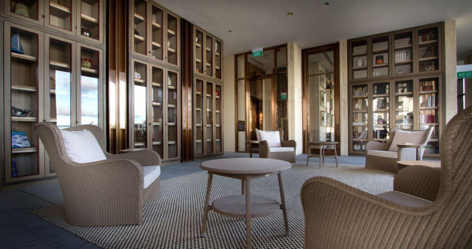 Ritz Carlton Sky Terrace