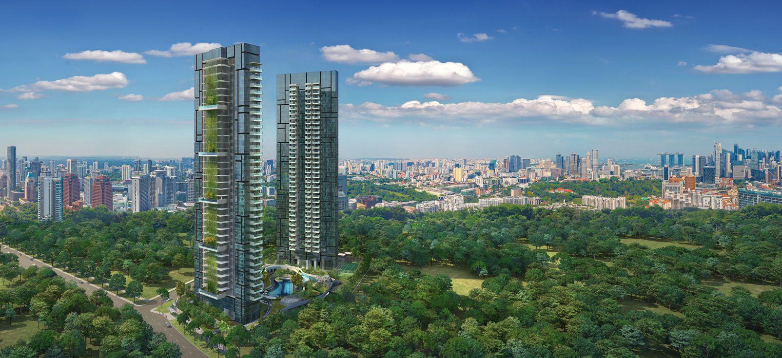 8 St Thomas Property   SG Luxury Condo for Sale