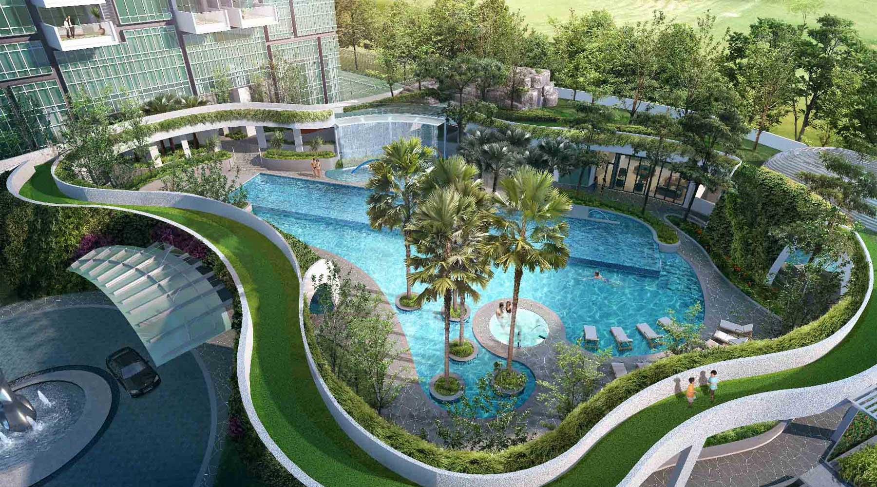 8 St Thomas Facilities   SG Luxury Condo for Sale