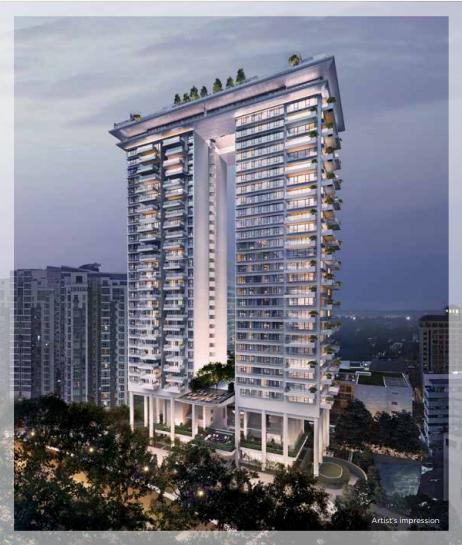 Boulevard 88 Building | SG Luxury Condo