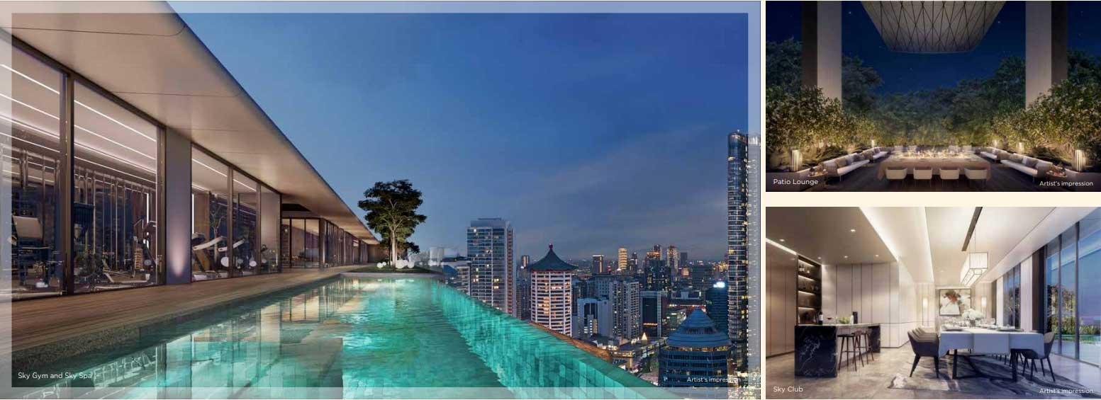 Boulevard 88 Facilities | SG Luxury Condo