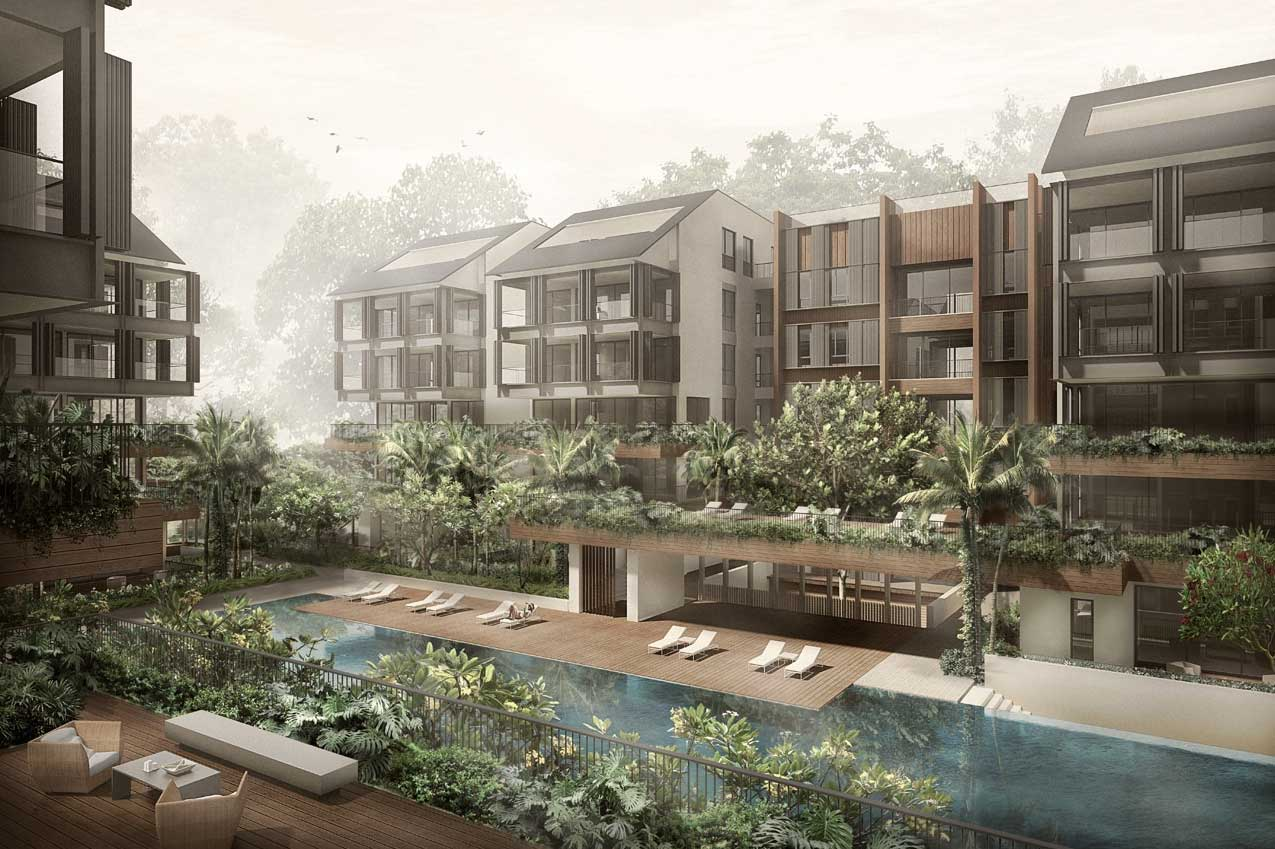 Singapore luxury apartments