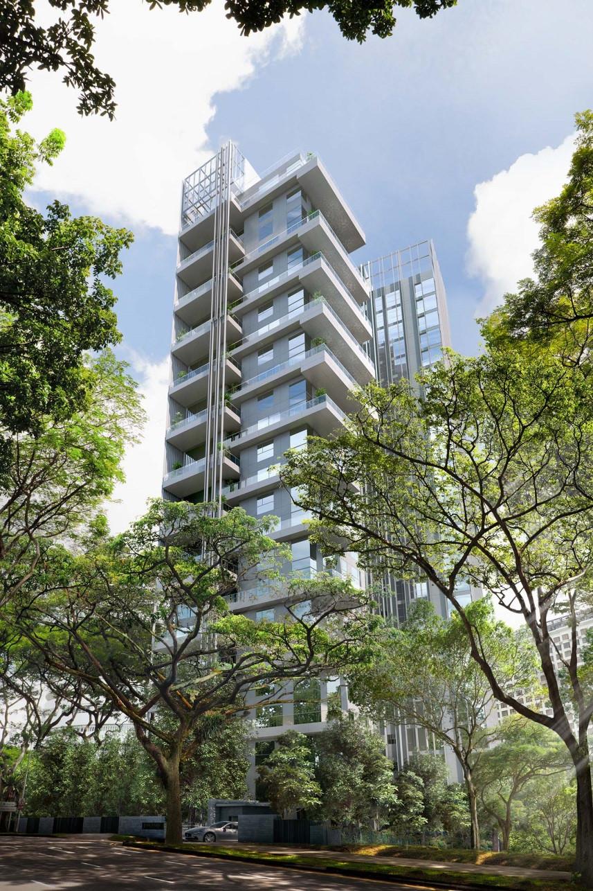 Luxurious Condo Singapore