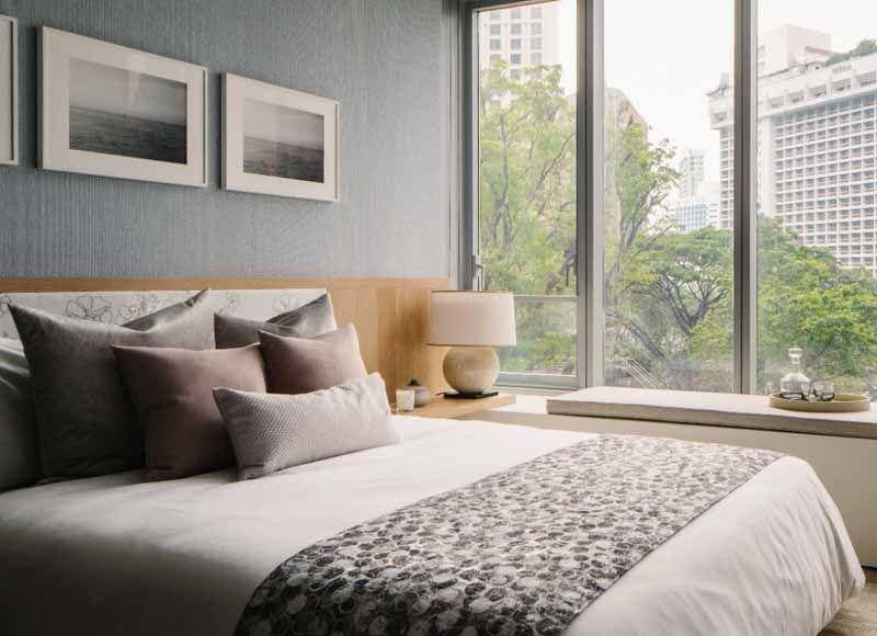 21 Angullia Park Bedroom | SG Luxury Condo