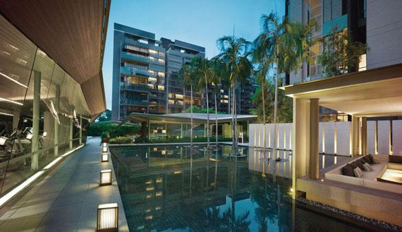 Leedon Residence   Singapore Luxury Condominium for Sale