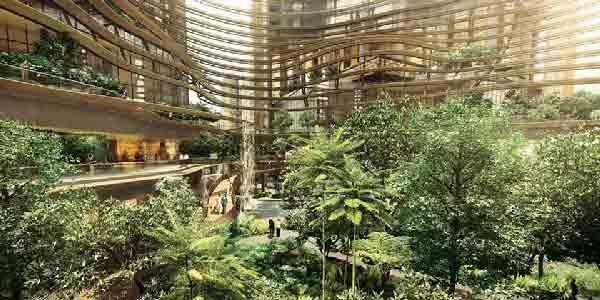 Marina One Residences Green Heart | Singapore Luxury Condominium for Sale
