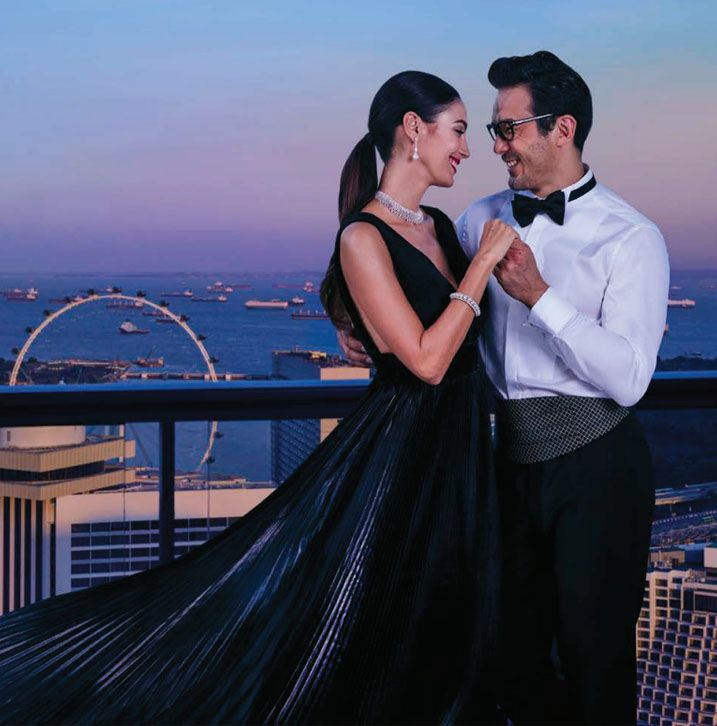 South Beach Residences View   Singapore Luxury Condominium for Sale