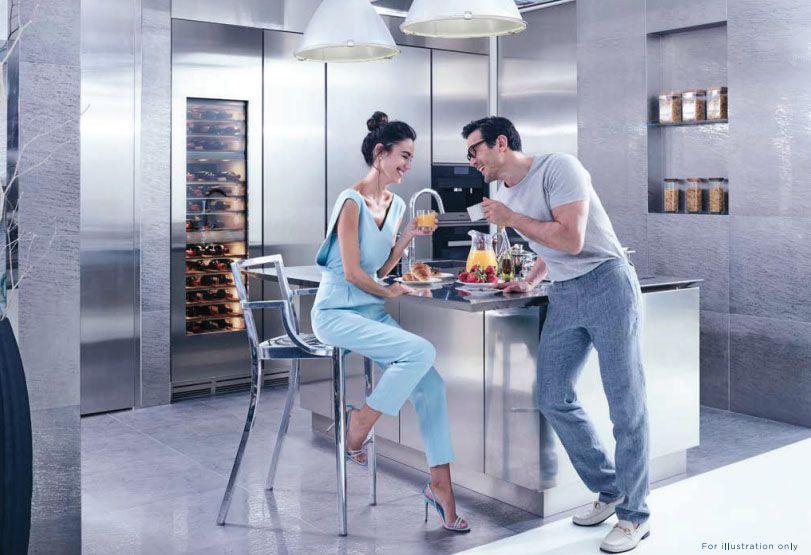 South Beach Residences Wine Chiller   Singapore Luxury Condominium for Sale