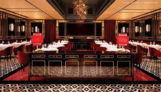 South Beach Residences Restaurant   Singapore Luxury Condominium for Sale
