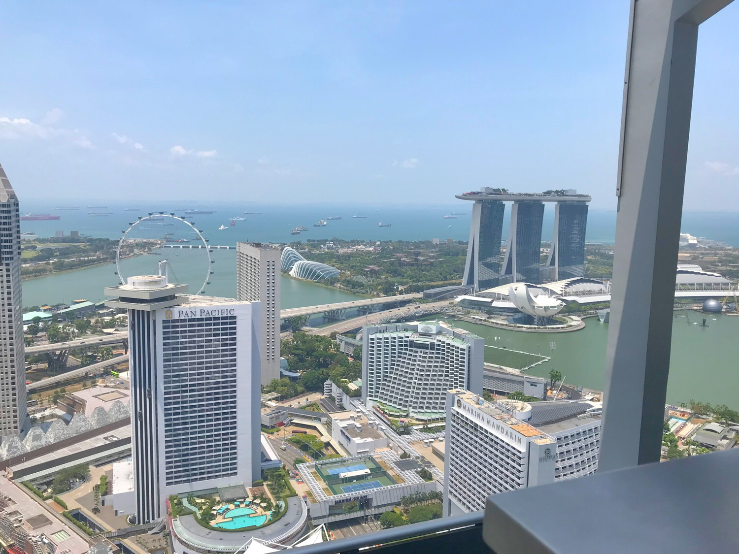 Singapore Luxury Condo View of Marina Bay | SG Luxury Condo