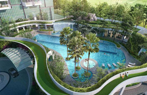 8 St Thomas | Singapore Luxury Condominium