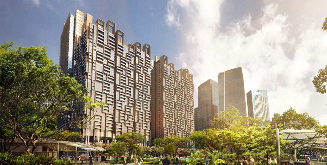 Marina One Residences | Singapore Luxury Condominium for Sale