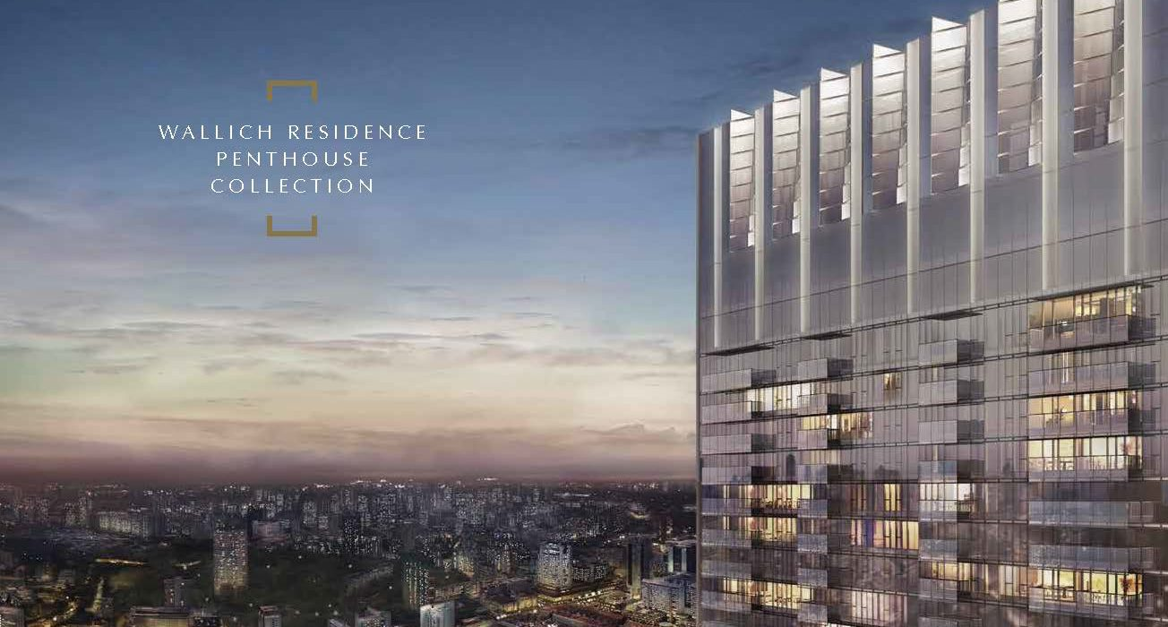 Wallich Residence | Singapore SG Luxury Condominium for Sale