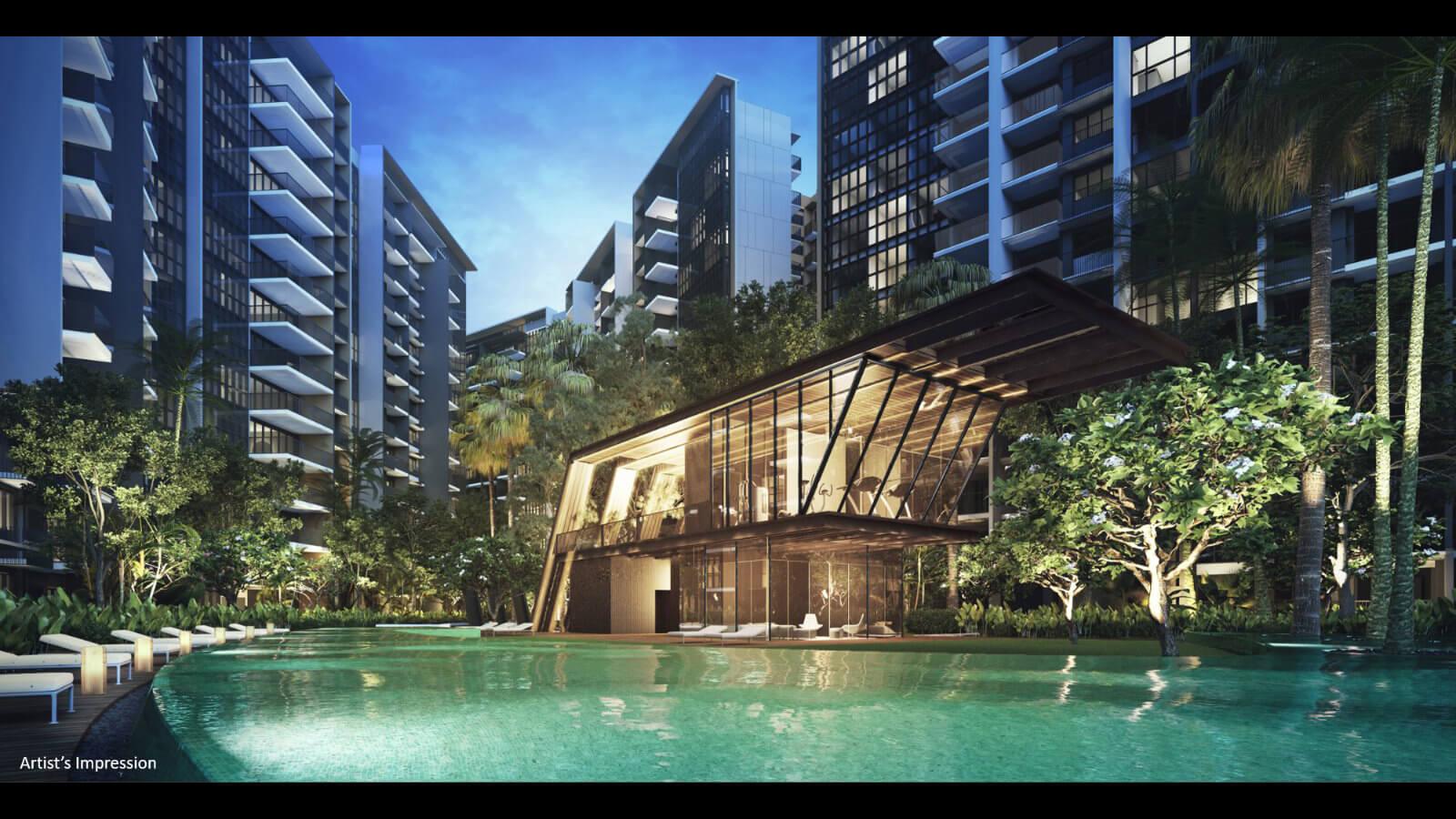 Affinity at Serangoon Singapore top selling condominium