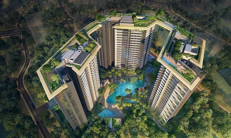 Amber Park Singapore Luxury Freehold Condominium