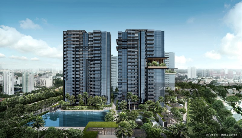 Jadescape Luxury and top selling condo Singapore