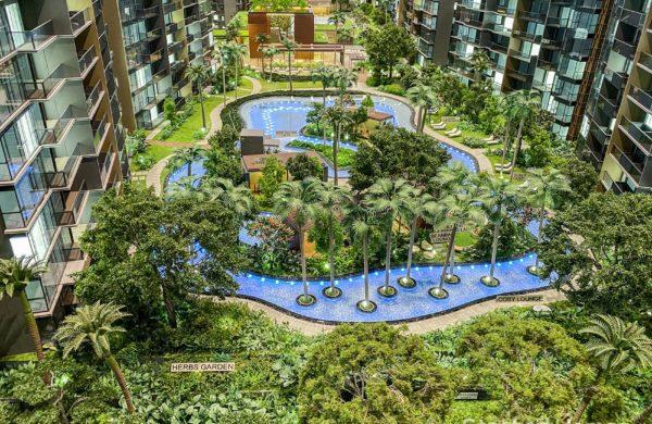 Parc Esta Eunos Luxury Condominium
