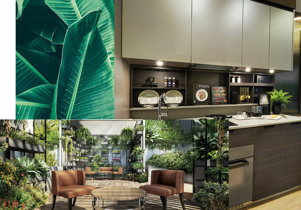 Sims Villa Interior | SG Luxury Condo