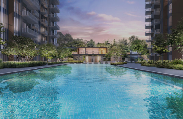 Penrose | Singapore Luxury Condo