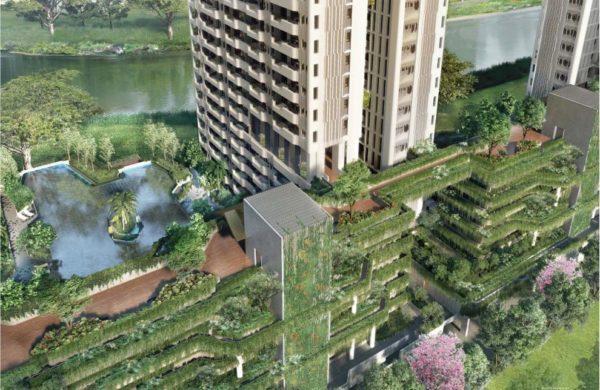 Tre Ver Singapore Luxurious and top Selling Condominium