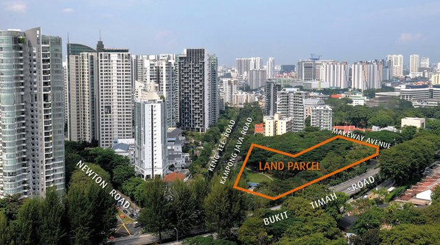 Kopar @ Newton New Condo Location