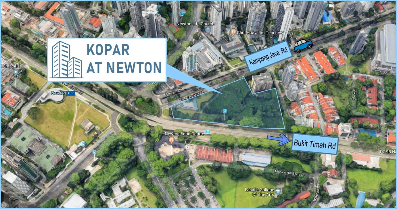 Kopar at Newton Location