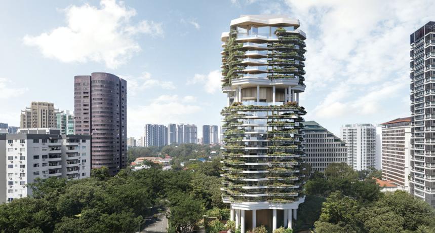 Park Nova Singapore Luxury Condo