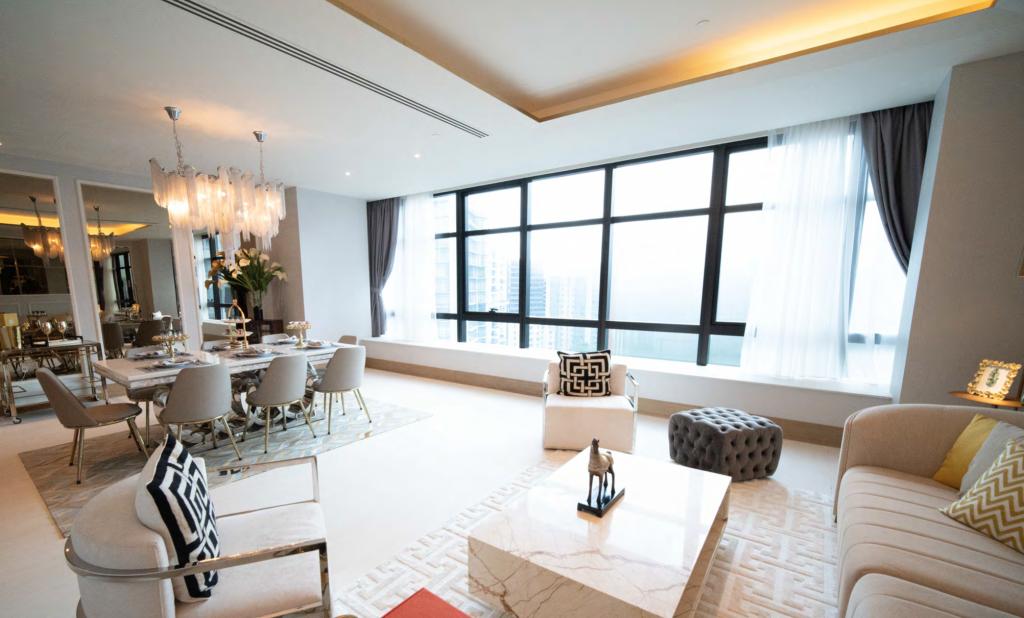 Ritz Carlton Residences luxury condo