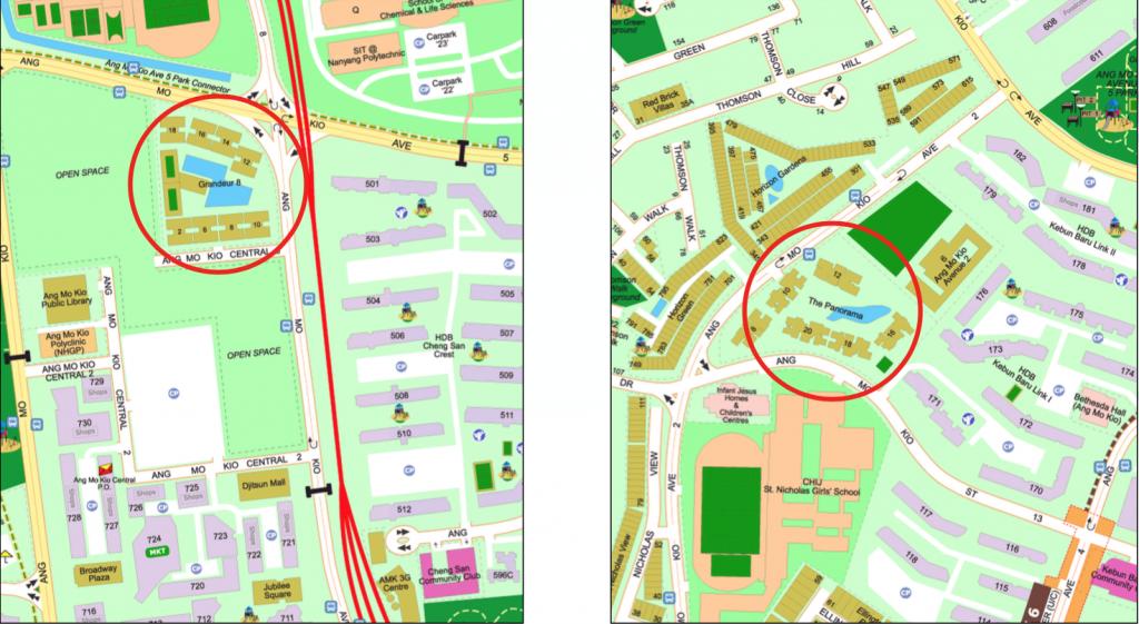 Map of The Panorama vs Grandeur 8