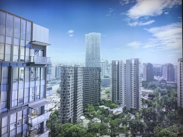 Singapore Luxury Condo
