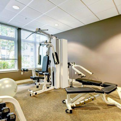 Singapore Condominium Gym Facilities